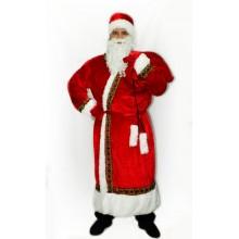 Карнавальний костюм Дід Мороз