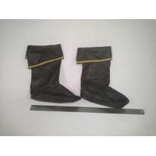"""""""Кіт у чоботях"""" Карнавальне взуття ( колір чорний)"""