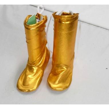 Золоті карнавальні чобітки: Дюймовочка, Лисичка, Білочка та ін.