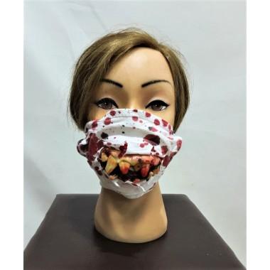 Маска для обличчя на Хеллоуїн, маска Зомбі