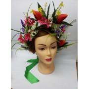 Вінок на голову з квітів