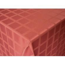 Столова тканина Журавинка (рис.13) клітина, колір цегляний
