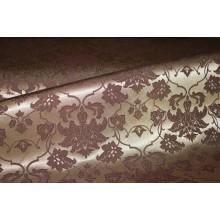"""Столова  тканина """"Мати"""" (рис.12) Королівський шоколадний з бежевим"""