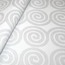 """Столова тканина """"Мати"""" (рис.19) Спіраль біла"""