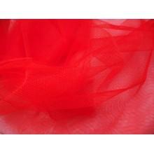 Фатин жорсткий червоний