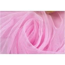 Фатин м'який рожевий