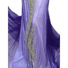 Стрейч - сітка ( купон ) фіолетовий
