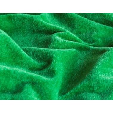 Велюр зелений (тонкий)