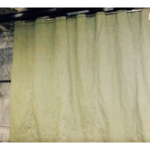 Брезентова штора 2,55м * 2,4 м