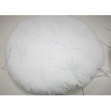 М'яка частина для вуличних меблів-подушка овал D-130 см (каретна стяжка)