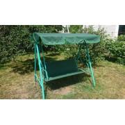 Тент на дах садової гойдалки 170 * 110 (колір: зелений)