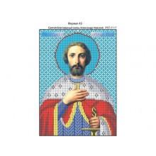 Набір з бісером И-117 Святий князь Олександр Невський