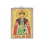 Набір з бісером И-151 Святий князь Данило Московський
