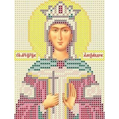 Ікона «Свята Мучениця Цариця Олександра» C-731