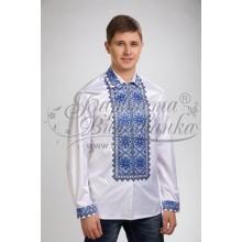 СЧ024к Заготівля для вишивки бісером чоловічої сорочки