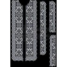 СЧдЧ023к Заготівля чоловічої сорочки - вишиванки
