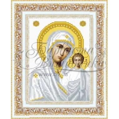 TO041 ан1622 Казанська Ікона Божої Матері 16 см x 22 см