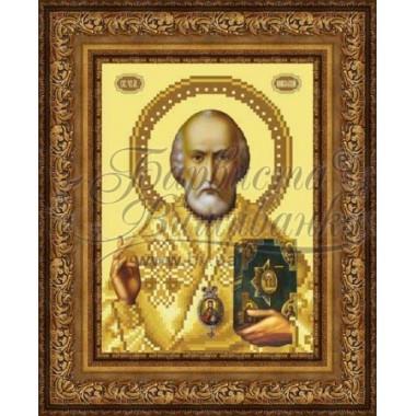 TO072 ан1622 Святий Миколай Чудотворець 16 см x 22 см