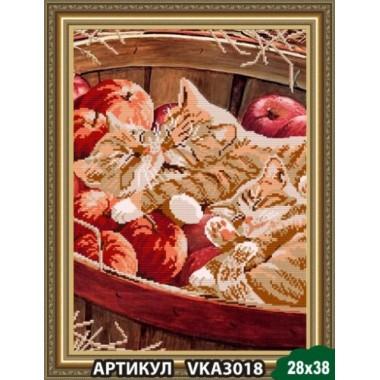 VKA3018 Кошенята в кошику