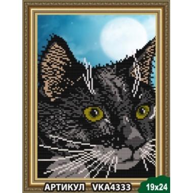 VKA4333 Чёрный кот