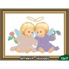 VKA5005 Янголята з квітами