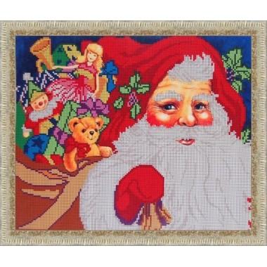 """Арт. Б-3057 - """"Дід Мороз з подарунками"""""""