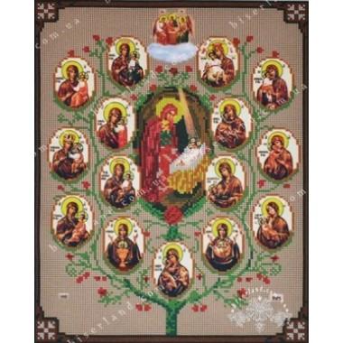 Древо Пресвятої Богородиці БА3-192