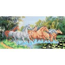 """W-282 """"Табун коней"""""""