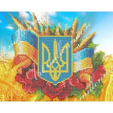 W-523 Герб України