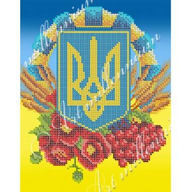 W-524 Герб України