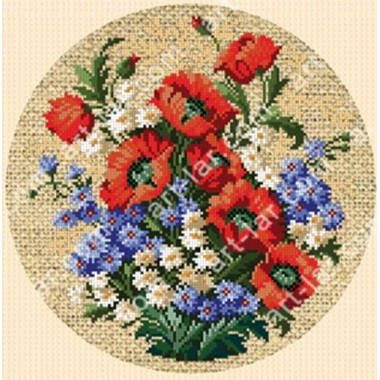 """БІС-6417 """"Букет польових квітів"""""""
