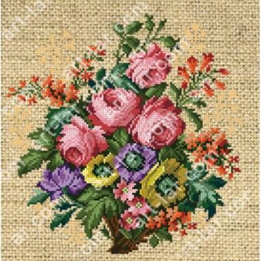 БІС-7118с Рожеві троянди