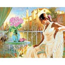 "W-218 ""Дама з трояндами"""