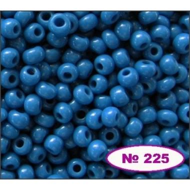Бісер №33220, блакитний, 1 г