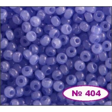 Бісер №02131, фіолетовий світлий/1г