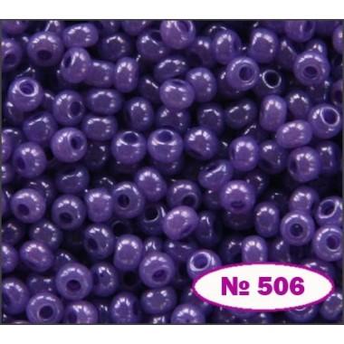 Бісер №17328, фіолетово-бузковий/ 1г