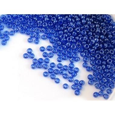 Бісер №66300, темно-синій, 1г