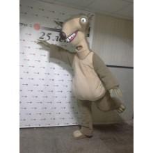Костюм аніматора, ростова фігура Лінивець Сід з Льодовикового періоду