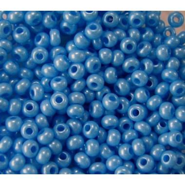 Бісер №16936, блакитний натуральний/1 грам
