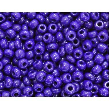 Бісер №33060, яскравий фіолетовий натуральний/1 грам