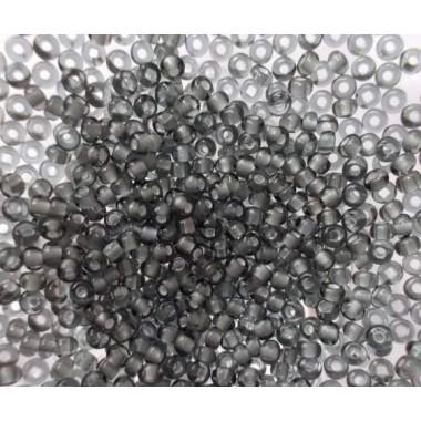 Бісер №45016, сірий з прокрасом/1 грам