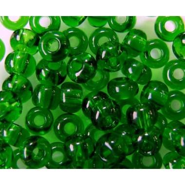 Бісер №50120, зелений, 1г