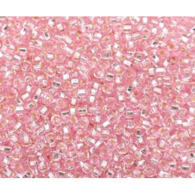 Бісер №08273, світло-рожевий/ 1г