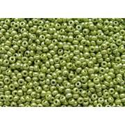 Бісер №17586, оливково-пісочний / 1 грам
