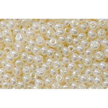 Бісер №47101, айвори перловий / 1 грам
