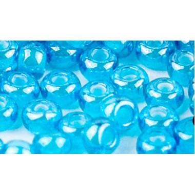 Бісер №65157, блакитний / 1 грам