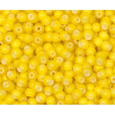 Бісер №83701, карнеліан жовтий / 1 грам