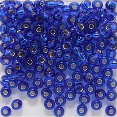 Бісер №67300matt, матовий синій, 1г