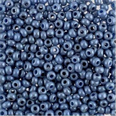 Бісер №33023, сіро-блакитний, 1 грам