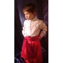 Дитяча сорочка для вишивки хрестом